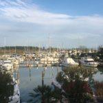 Hafen in Grado